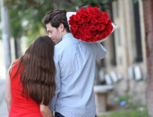 regalar rosas