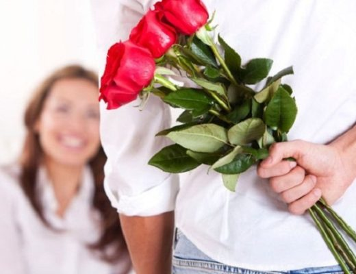 enviar flores en San Valentín