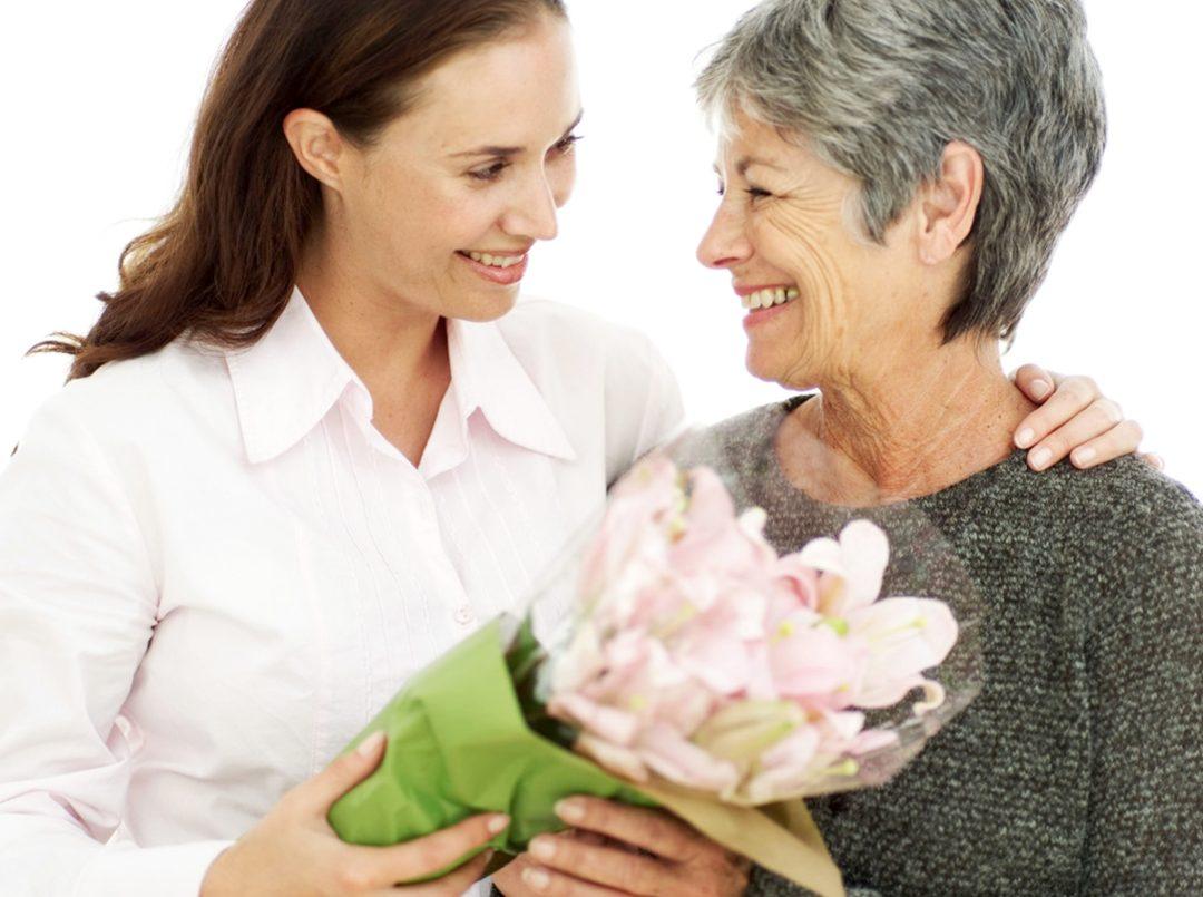 flores para el Día de la Madre