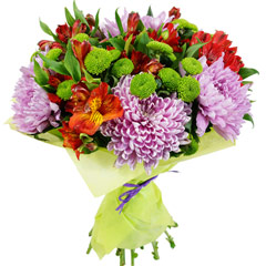 Bouquet de flores Secreto