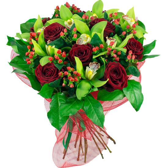 Ramo De Flores Imaginacion A Domicilio Con Flores4you - Fotos-ramos-de-flores