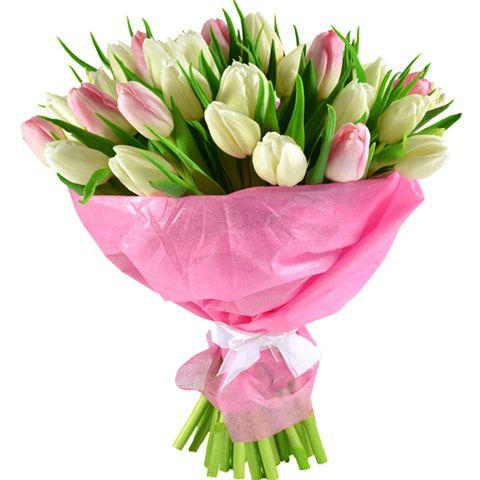 Best 25 White tulip bouquet ideas on Pinterest  Tulip